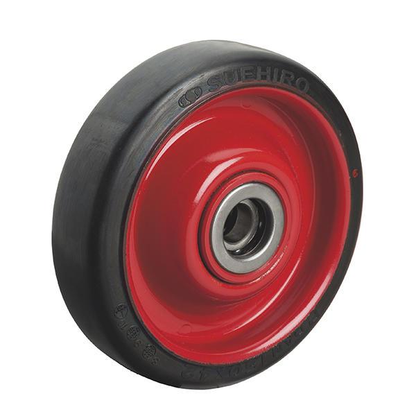 PD型(プレス製ホイルダンゴム車輪)