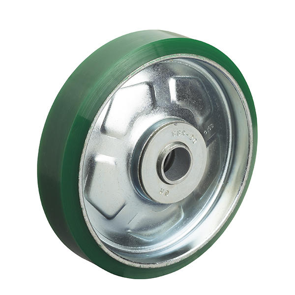 PW型(プレス製ホイルウレタン車輪)
